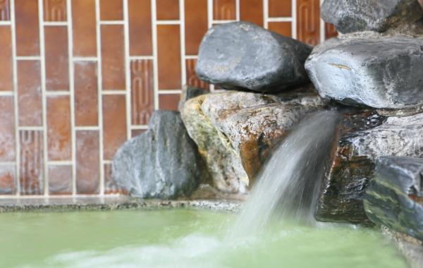 平安の昔から「美肌の湯」